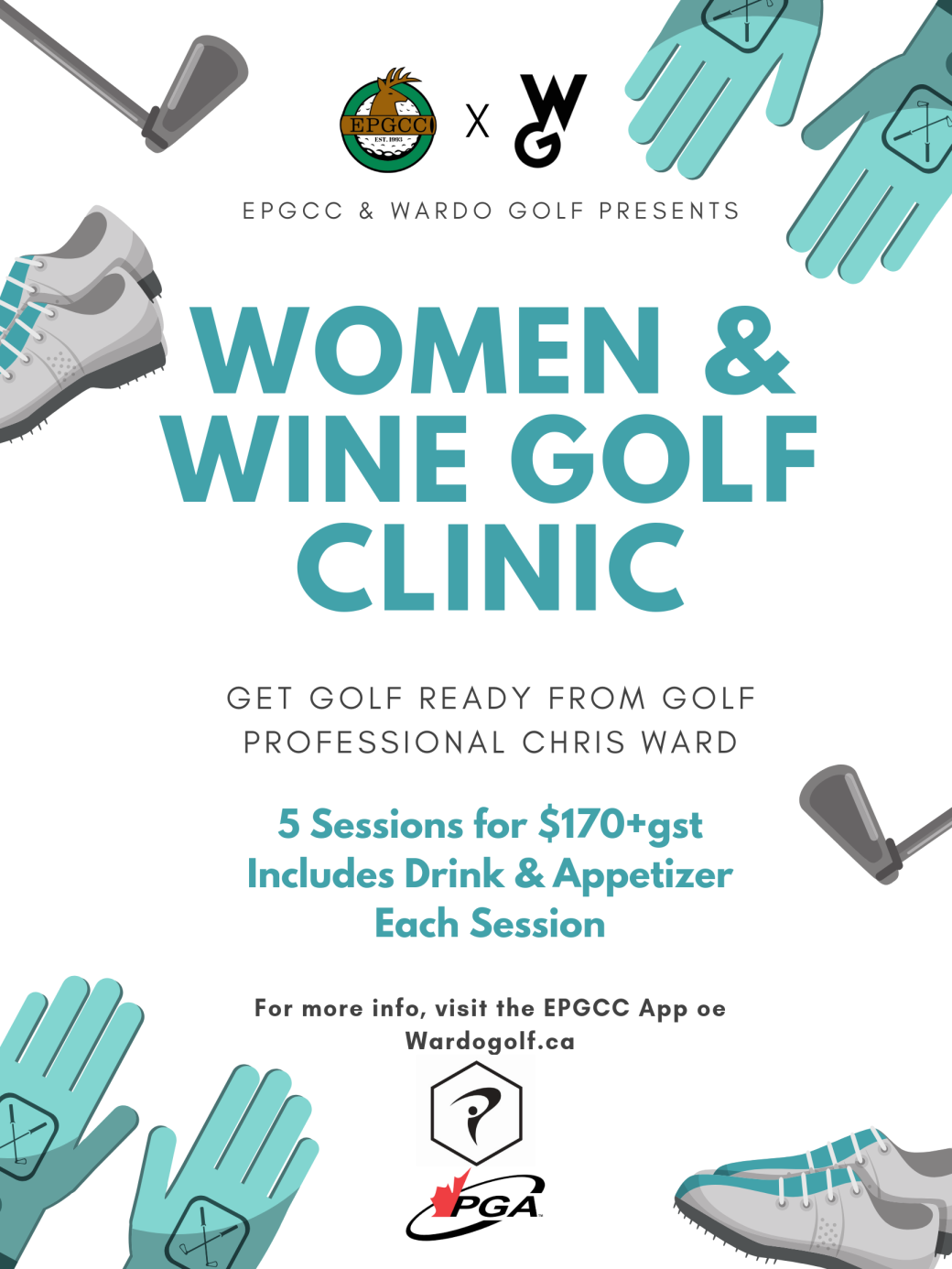 wine & Golf